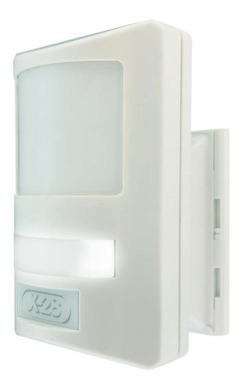 Detector Infrarrojo Alarma X-28 Md96rl-mpxh Luz Emergencia