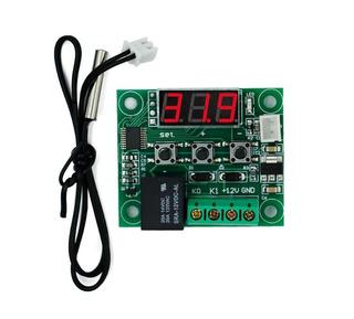 Controlador D Temperatura W1209 A 110 Volts Y 12v Incubadora