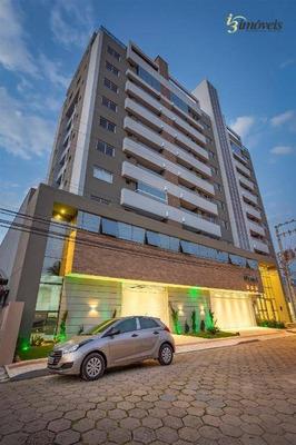 Apartamento Com 1 Suíte + 1 Dormitório E 1 Vaga À Venda, São João, Itajaí. - Ap0259