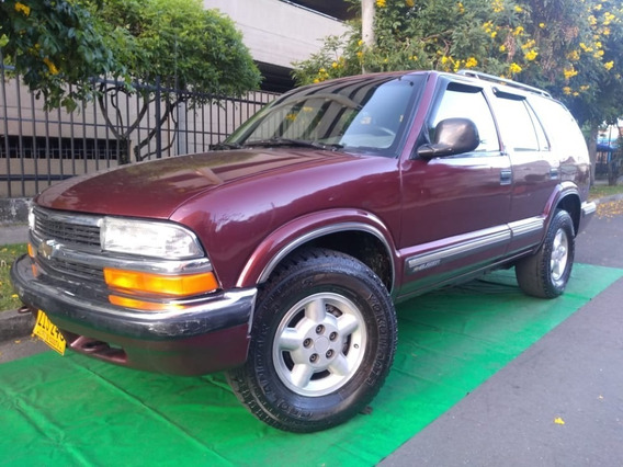 Chevrolet Blazer 4300 Cc 4x4 Aa 1998