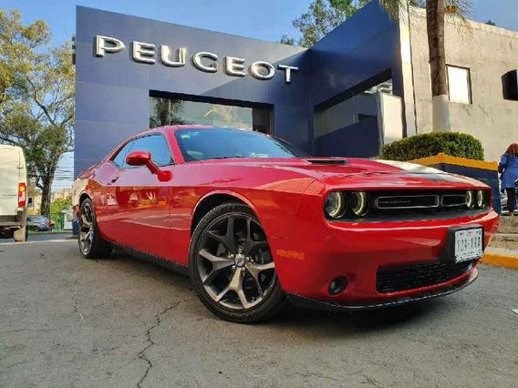 Dodge Challenger 2p Dual Stripes V6/3.6 Aut