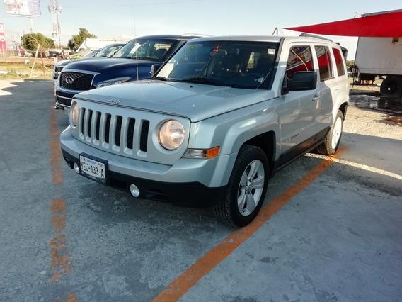 Jeep Patriot 2.4 Sport Cvt 4x2 Mt 2011