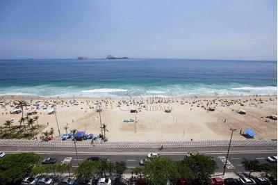 Flat Residencial Para Locação, Ipanema, Rio De Janeiro. - Fl0187