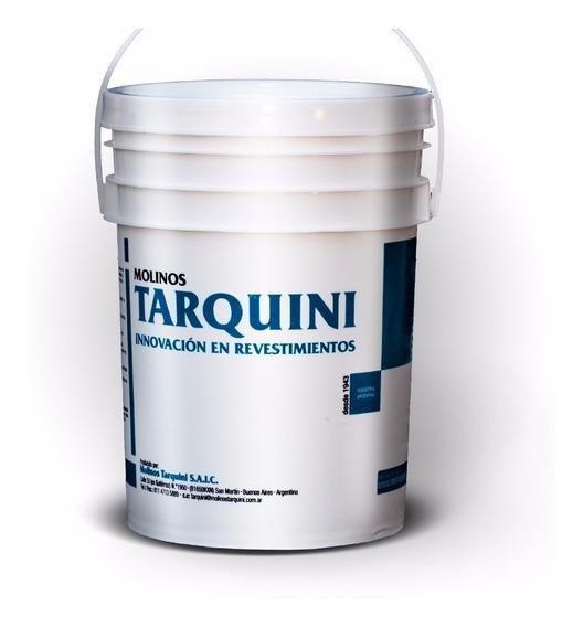 Revestimiento Tarquini Impermeable 20kg Color Oferta
