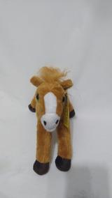 Cavalo Deitado De Pelúcia Safári - Original - Foffy