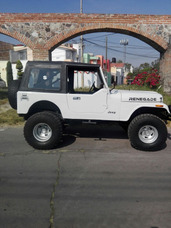 Jeep Renegade Modelo 1981