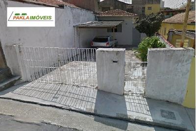 Terreno - Alto Da Mooca - Ref: 2923 - V-2923