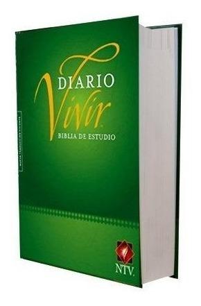 Biblia De Estudio Diario Vivir Nueva Traducción Viviente