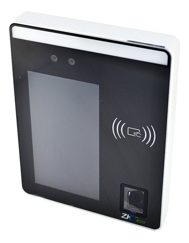 Imagen 1 de 10 de Control De Acceso Ztkeco® Facial Personal Speedface-h5