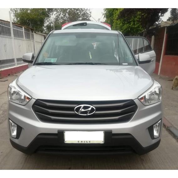 Hyundai Creta Año 2016 Con 38.000 Km Unica Dueña 1.6l