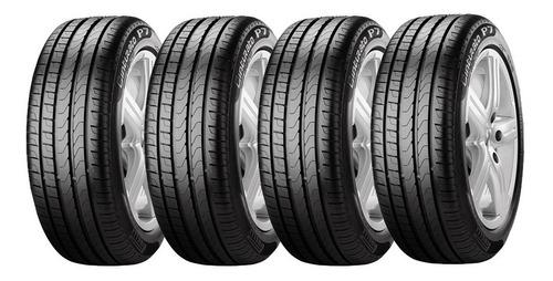 Imagen 1 de 10 de Kit 4 Neumaticos Pirelli Cinturato P7 205/55 R16 94w Cuotas