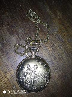 Reloj De Bolsillo Bulova Antiguo