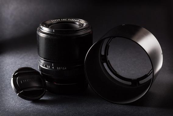 Lente Fujifilm Fx-60mm Macro 2.4