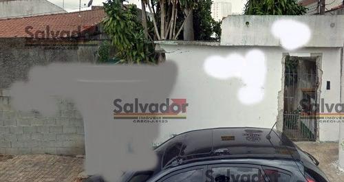 Terreno Na Av Nhandú - Planalto Paulista - São Paulo - 4629