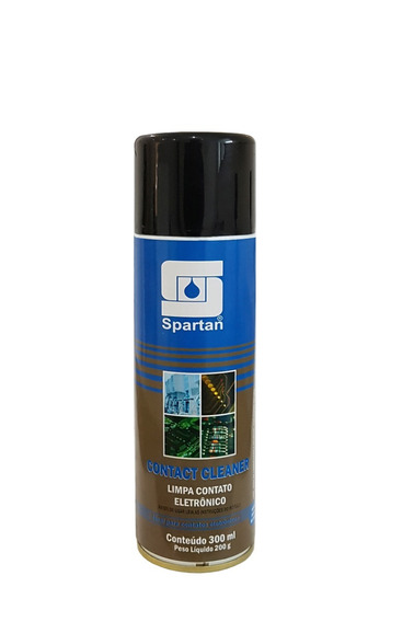 Contact Cleaner 300 Ml (limpa Contato Eletronico) Spartan