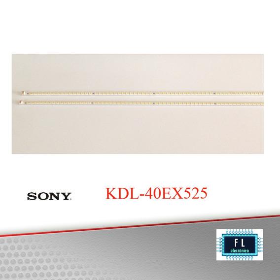 Kit De Réguas De Led Tv Sony 40ex525 ;40ex725