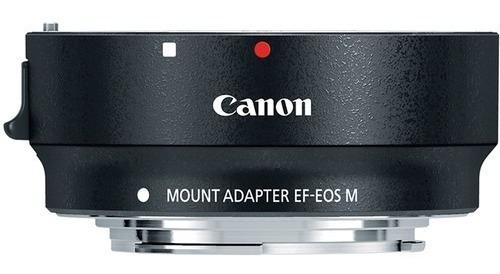 Imagem 1 de 4 de Adaptador De Lente Canon Ef/ef-s Para Câmeras Canon Eos M