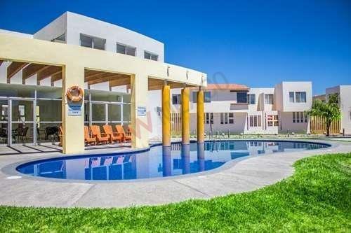 Casa En Renta En El Encanto Residencial $14,000 Villa De Pozos
