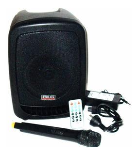Bafle BLG Activo Bluetooth Mic Inalámbrico Rxa6515 18 Cuotas