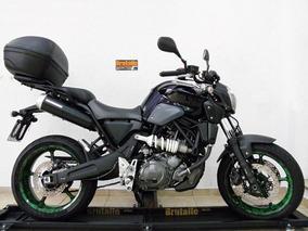 Yamaha Mt 03 660cc 2008 Preta