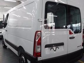 Camionetas Renault Master 0km L1 H1 Pack Confort 2.3 Furgon
