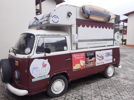Volkswagen Kombe Food Truk