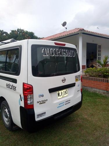 Alquiler  Y Servicio De Vans Transporte Y Turismo