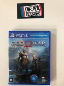 God Of War Ps4 Usado