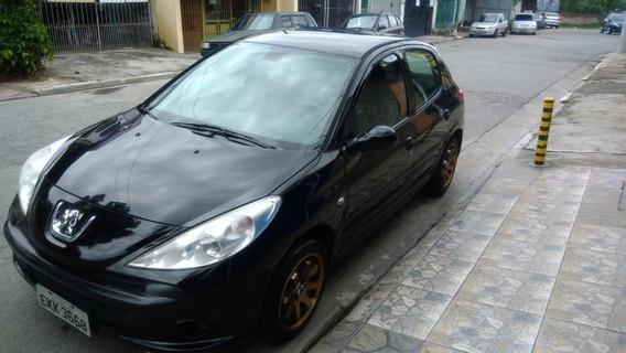 Peugeot 207 1.6 16v Xs Flex Aut. 5p 2010