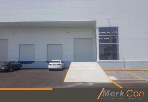Bodega Renta 3600 M², Zona Industrial El Marqués, Querétaro, México.1