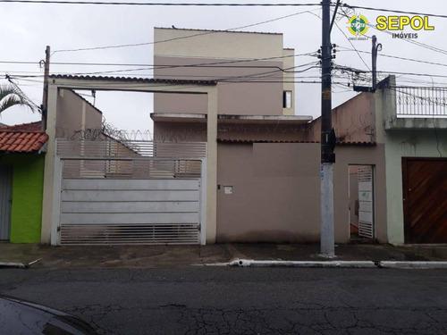 Sobrado Com 3 Dormitórios À Venda Por R$ 300.000,00- Cidade São Mateus - São Paulo/sp - So0151