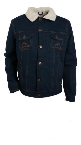 Jk 1910 Chamarra Jeans - Mezclilla Obscura
