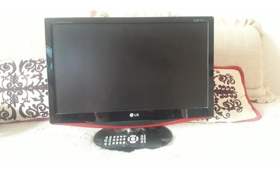 Monitor Tv Lg M227 Wap Pmm Perfecto Control Roto Pero Anda