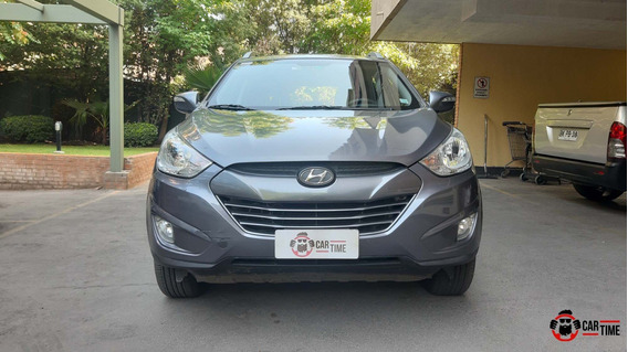 Hyundai Tucson Gl 2.0 At 2014