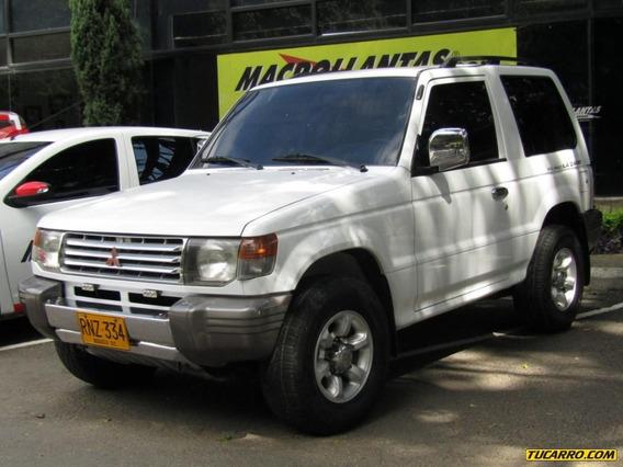 Mitsubishi Montero Hard Top 2400 Cc Mt 4x4