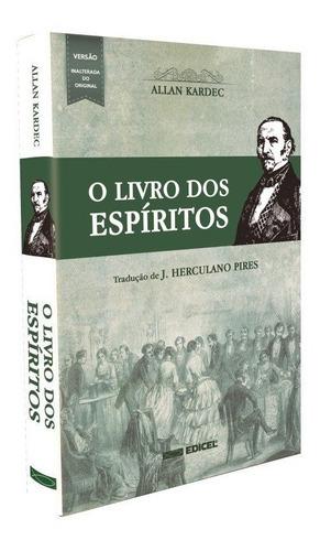 Livro Dos Espíritos (o) - Editora Edicel
