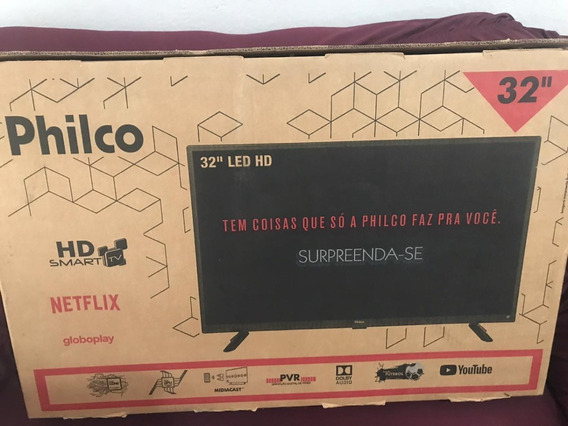 Tv 32 Polegadas Smart Led Hd - Nova Lacrada