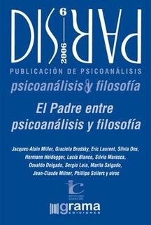 Dispar 6. El Padre Entre Psicoanálisis Filos. (gr)
