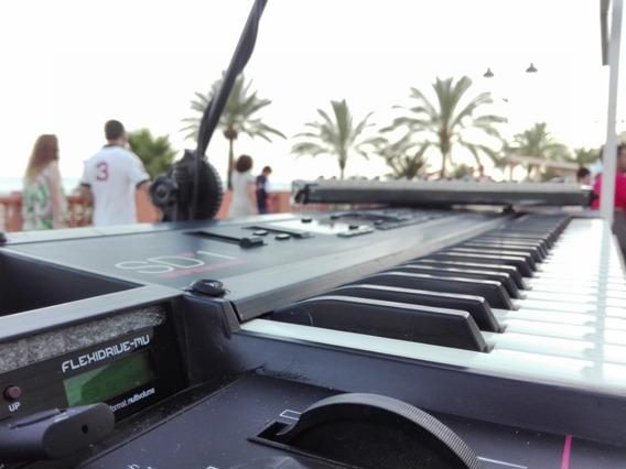 Emulador Reemplazo Disquetera Para Ensoniq Sd-1 Floppy Usb
