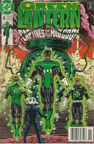 Green Lantern 06 - Dc 6 - Bonellihq Cx02 A19