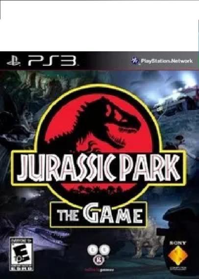 Jurassic Park The Game Full Season Ps3 - Jogo Digital