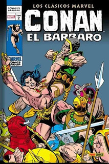 Los Clásicos Marvel Conan El Bárbaro 2