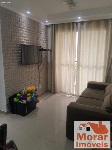 Imagem 1 de 6 de Apartamento Para Venda Em Cajamar, Portais (polvilho), 2 Dormitórios, 1 Banheiro, 1 Vaga - A1706_2-1146022