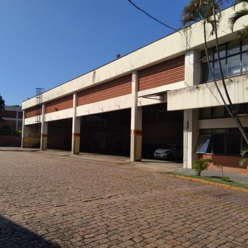 Prédio Comercial E Industrial Na Av Amoreiras - Ba0450