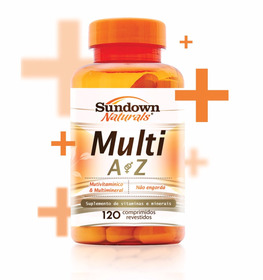 Multi A-z - Multivitaminico (120 Cp.) - Sundown Vitaminas