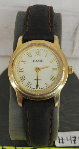 Reloj Haste Dama