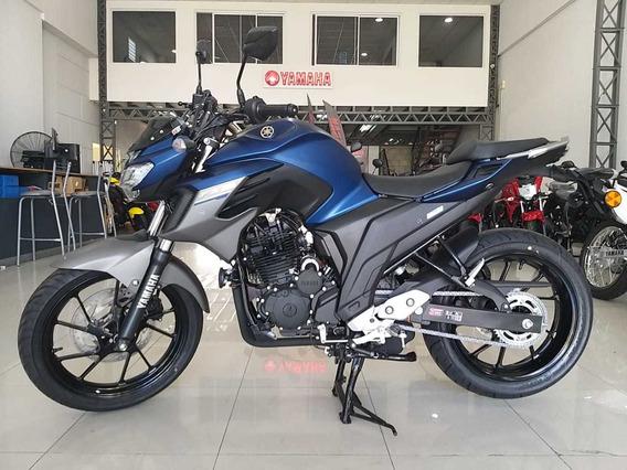 Yamaha Fz 25 0km 2020 Fazer 250 Tarjeta Cuotas Fijas Crédito