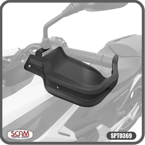 Protetor De Mão Honda Cb500x 2013+ Spto369 Scam