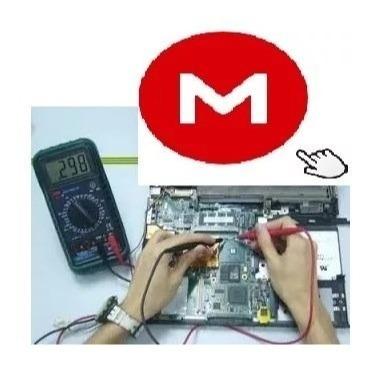 Manutenção Notebook Vídeo+curso Placa+manutenção Hd No Mega