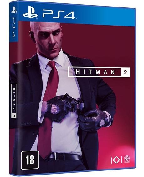 Hitman 2 Ps4 Lacrado